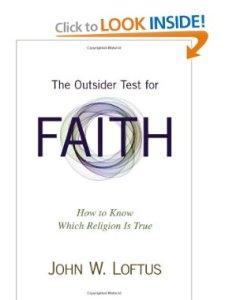 Outsider Test of Faith