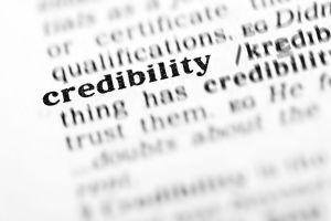 Credibility definition