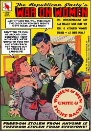 Comic.War On Women