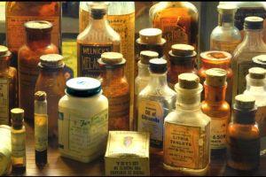 Apothacary Bottle.ABC.net